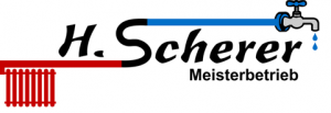 Logo Scherer Sanitaer
